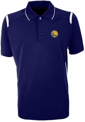 Antigua Men Golden State Warriors Merit Polo Shirt