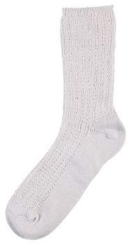 Hue Women's Striped Crew Socks