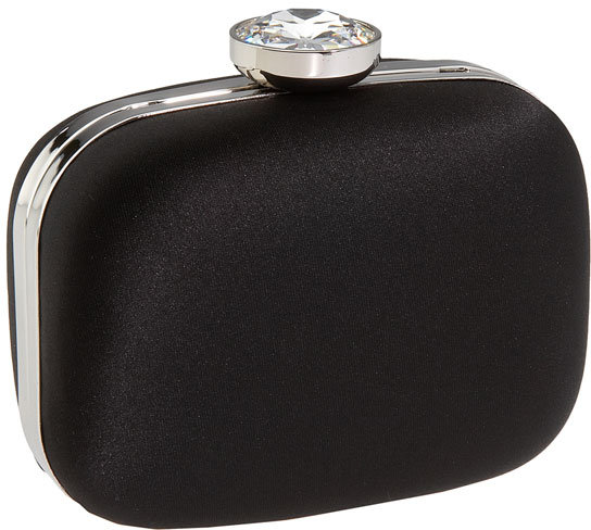 Nordstrom 'Small Minaudier' Satin Clutch