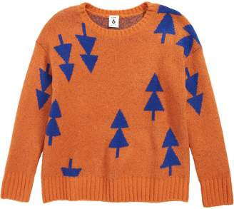 Stem Intarsia Sweater