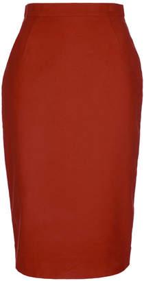 Vivienne Westwood Pencil Skirt Orange