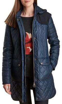 Barbour Country Greenfinch Quilted Jacket