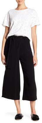Lafayette 148 New York Cropped Eldridge Pants (Petite)