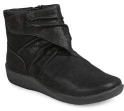 Clarks Cloudsteppers by Sillian Tana Ankle Boots