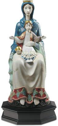 Lladro Porcelain Romanesque Mater Figurine