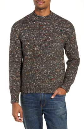 Frye Roll Neck Donegal Sweater