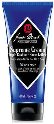 Jack Black Supreme Cream Shave Lather 6 oz