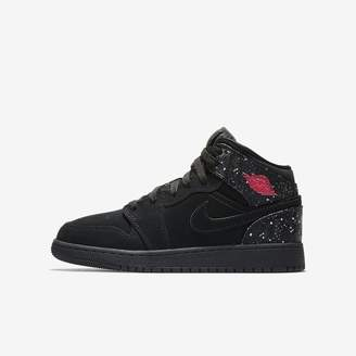 Jordan Air 1 Mid Big Kids' Shoe
