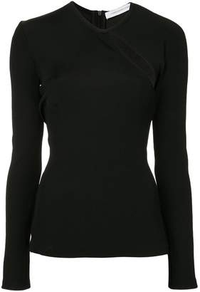 CHRISTOPHER ESBER Einspritz underslit sweater
