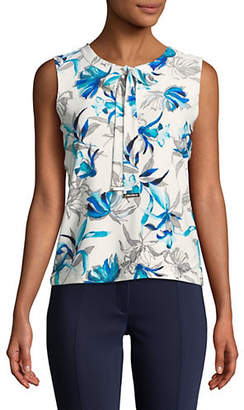 Tommy Hilfiger Photo Floral Printed Top