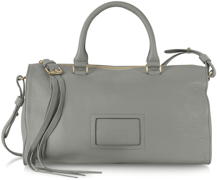 See by Chloe Alix Medium Cow Leather Satchel w/Shoulder Strap