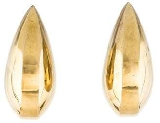 Patricia von Musulin Tear Drop Clip-On Earrings