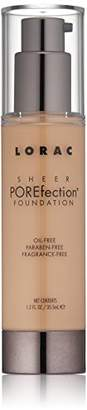 LORAC Sheer Porefection Foundation
