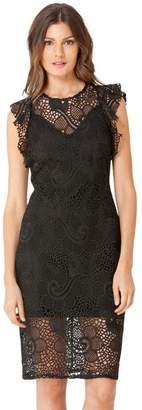 Hale Bob Nicolette Cocktail Dress