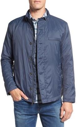 Men's Maker & Company Water Repellent Nylon Mechanic Jacket $228 thestylecure.com