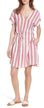 Rails Wren Drawstring Waist Dress