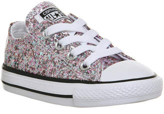 Converse Allstar Low Infant Trainers Ve