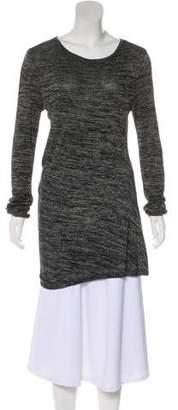 Alexander Wang Asymmetrical Long Sleeve Tunic