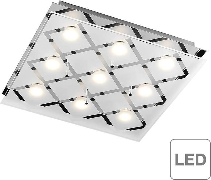 Leuchten Direkt EEK A++, LED-Deckenleuchte Complex