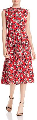 Leota Mindy Shirred Dress