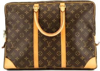 Louis Vuitton Monogram Porte-Documents Voyage Briefcase (3937003)