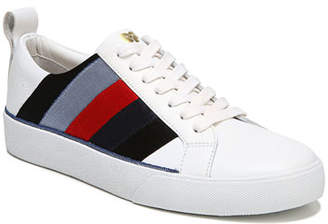 Diane von Furstenberg Tess Leather Platform Sneakers