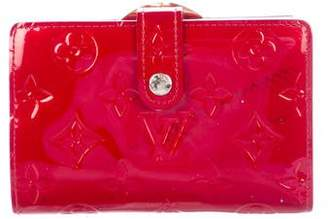 Louis Vuitton Vernis French Purse Wallet