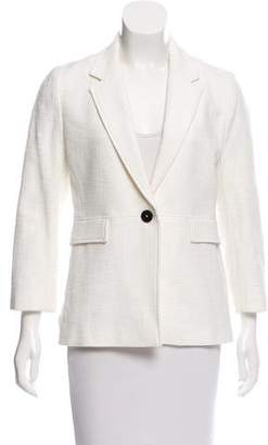 Gerard Darel Tailored Woven Blazer