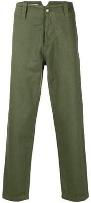 Societe Anonyme straight-leg trousers