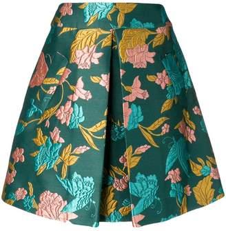 MONICA La Doublej Santa skirt
