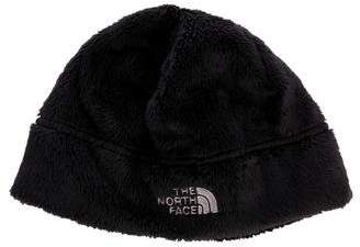 The North Face Fleece Logo-Accented Beanie