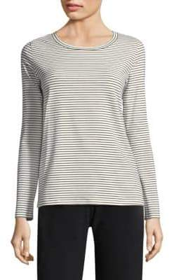 Max Mara Striped Cotton T-Shirt