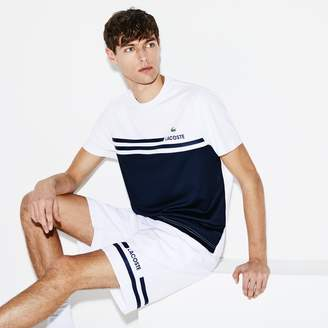 Lacoste Men's SPORT Pique Tennis T-Shirt