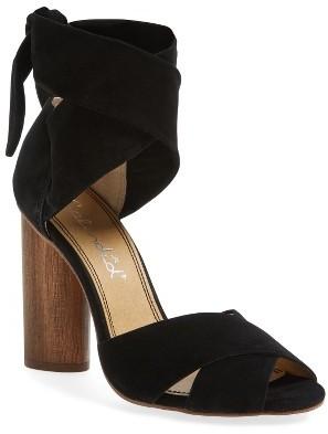 Women's Splendid Johnson Block Heel Sandal $147.95 thestylecure.com