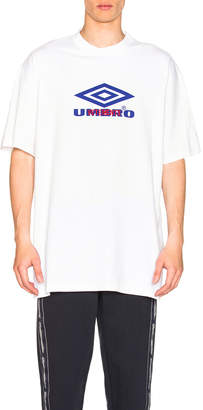 Vetements x Umbro Tee