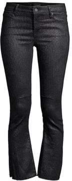RtA Kiki Cropped Flare Pants