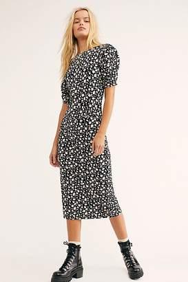Rosie Knit Midi Dress