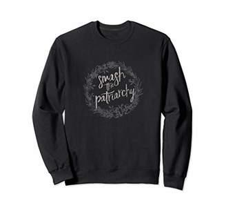 Smash Wear the Patriarchy Sweatshirt - Women's Rights - RESIST