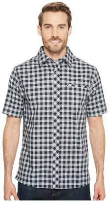 Smartwool Everyday Exploration Gingham Short Sleeve Shirt Men's Clothing