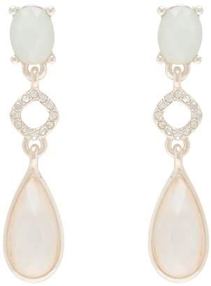 Forever New Georgie Dainty Jewelled Drop Earrings