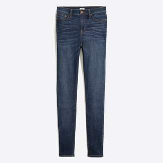 """J.Crew Factory Classic blue wash high-rise skinny jean with 29"""" inseam"""