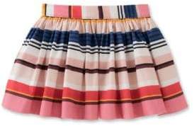 Kate Spade Girl's Coreen Striped Skirt