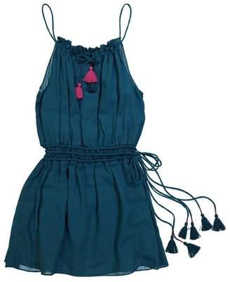Lison Paris Moorea Dress Emerald