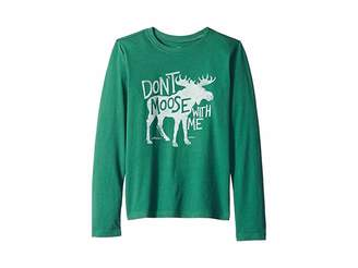 9e382ec999c ... Life is Good Don t Moose with Me Crusher Long Sleeve T-Shirt (