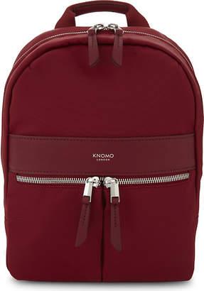 Knomo Mayfair Beauchamp mini nylon backpack