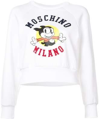 Moschino Mickey sweatshirt