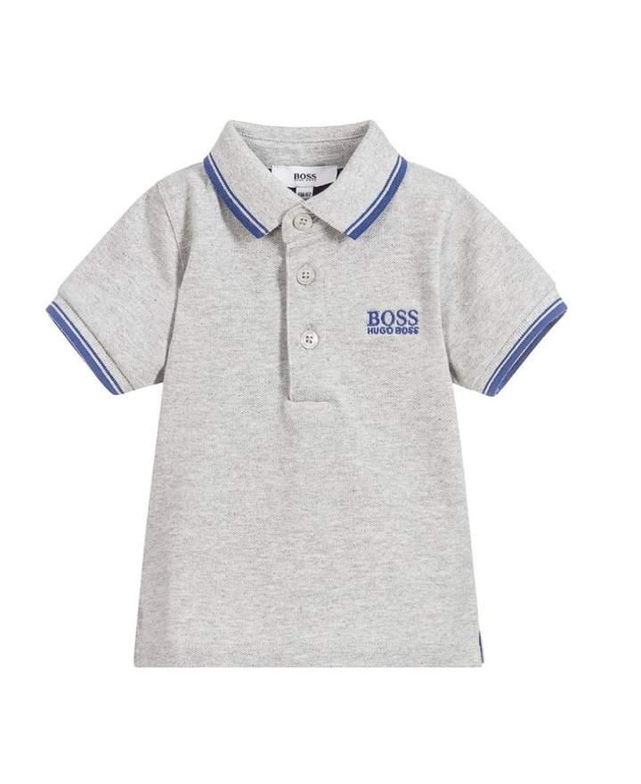 Hugo BOSS Kids Classic Logo Polo