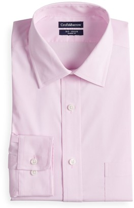 Croft & Barrow Men's Slim-Fit Non-Iron Stretch Dress Shirt