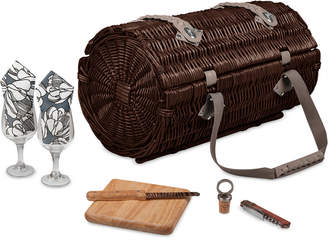 Picnic Time Harmony Collection Verona Wine & Cheese Basket