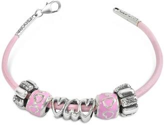 Tedora Baby Girl Sterling Charm Bracelet